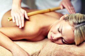 Masaje con Cañas de Bambú - libérate del estrés emocional y de las tensiones musculares