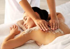 Exfoliaciones Corporales - relax y liberación del estrés emocional