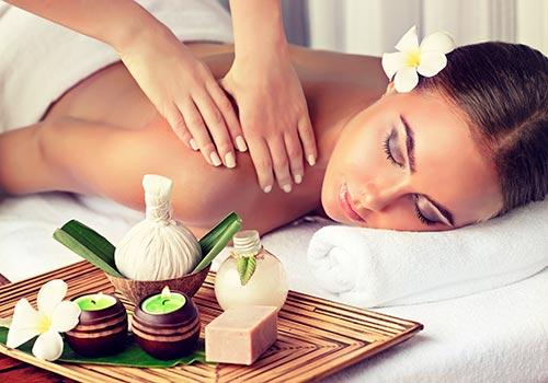 Masaje Relajante - relax y liberación del estrés emocional