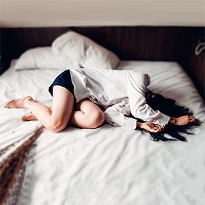 Problemas para dormir - libérate del estrés emocional con masajes y terapias naturales