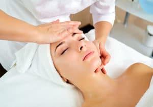 Reflexología Facial - relax y liberación del estrés emocional